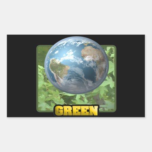 Va el verde rectangular altavoces