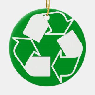 va el verde reduce recicla ornaments para arbol de navidad