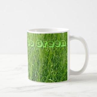 Va el verde taza clásica