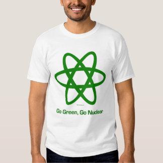Va el verde, va nuclear polera