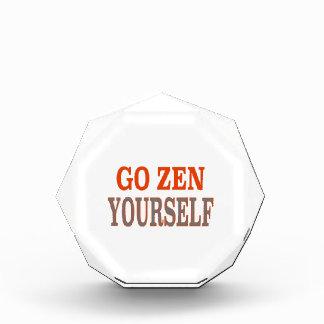 Va el zen usted mismo
