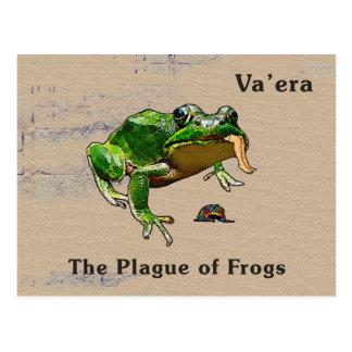 Va era - Frogs Postcards