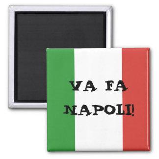 Va fa Napoli Imanes Para Frigoríficos