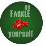 Va Farkle usted mismo Esculturas Fotográficas