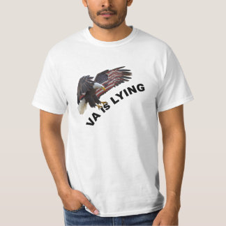 VA IS LYING EAGLE SHIRT