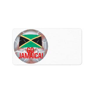 Va Jamaica Etiquetas De Dirección