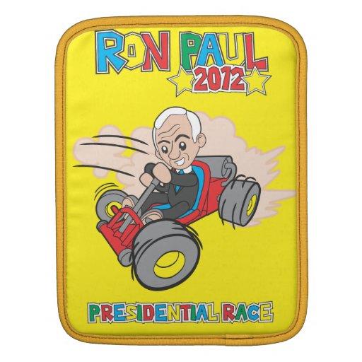 Va Kart Ron Paul 2012 Fundas Para iPads