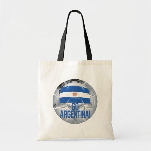 Va la Argentina Bolsa Tela Barata