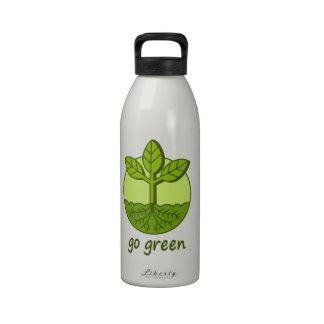Va la botella de agua verde 32 onzas