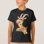 ¡Va la cabra!! camiseta de los niños (de la cabra