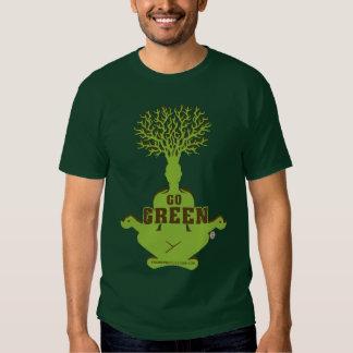 Va la camiseta verde remera