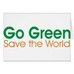 VA la campaña verde Tarjetón