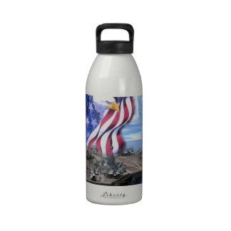 VA la marina de guerra Botella De Agua