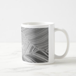 Va la mosca un cromo de la cometa taza de café