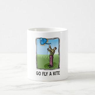 Va la mosca una cometa 1 taza de café