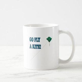 Va la mosca una cometa 2 taza de café