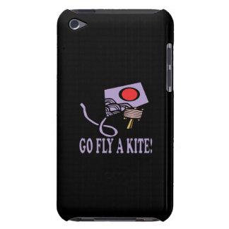 Va la mosca una cometa 3 barely there iPod fundas