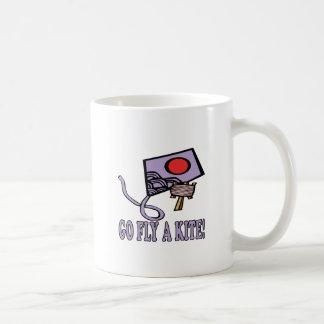 Va la mosca una cometa 3 tazas de café