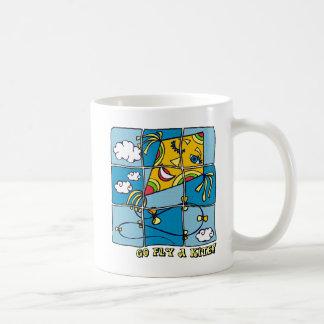 Va la mosca una cometa 4 taza de café