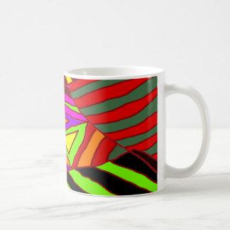 Va la mosca una versión 2,0 de la cometa taza de café