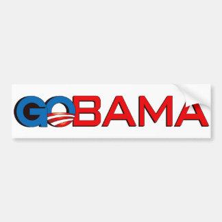 va la pegatina para el parachoques de obama pegatina para auto