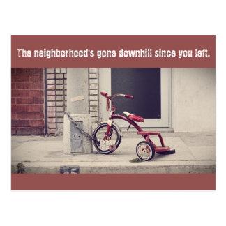 Va la postal de la vecindad