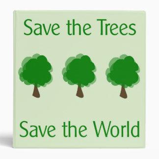 Va la reserva verde de la carpeta que los árboles