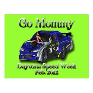 Va la semana 2012 de la raza de Daytona de la mamá Postales