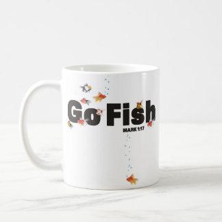 Va la taza de los pescados