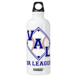 VA League Aluminum Water Bottle