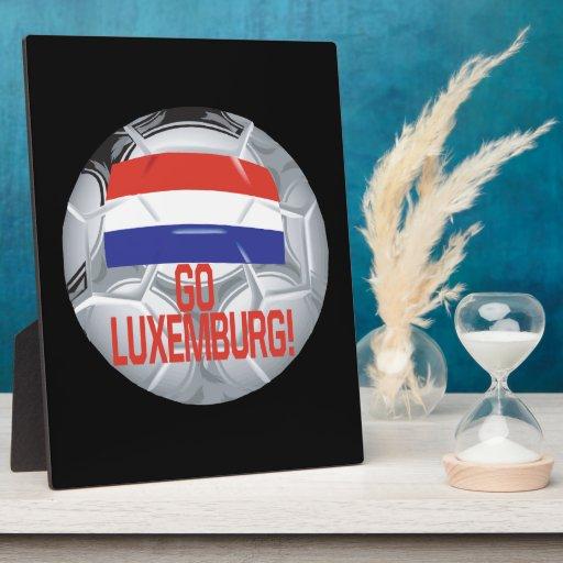Va Luxemburgo Placas Con Foto