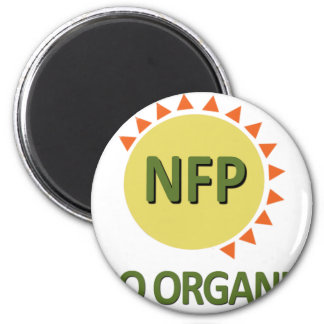 Va orgánica, la práctica NFP Imán Redondo 5 Cm