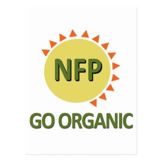 Va orgánica, la práctica NFP Postal