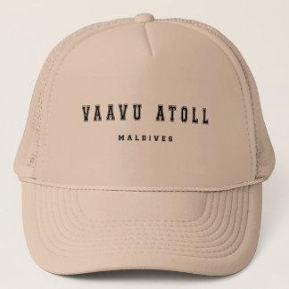 Vaavu Atoll Maldives Trucker Hat
