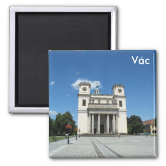 Vac 2 Inch Square Magnet