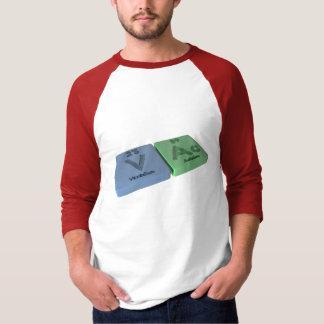 Vac as V Vanadium and Ac Actinium T-Shirt