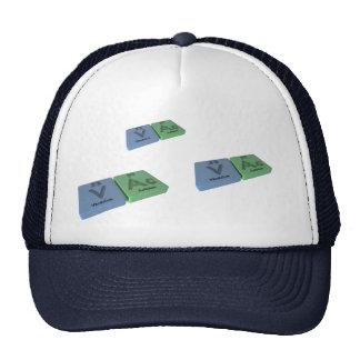 Vac as V Vanadium and Ac Actinium Trucker Hat