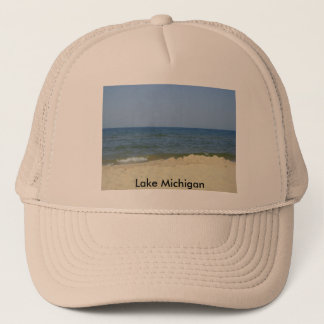 vaca 180, Lake Michigan Trucker Hat