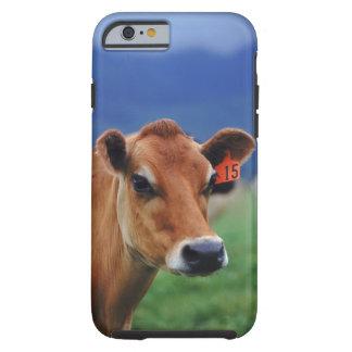 vaca 2 funda de iPhone 6 tough