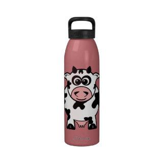 Vaca Botella De Agua