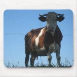 Vaca Alfombrillas De Ratones