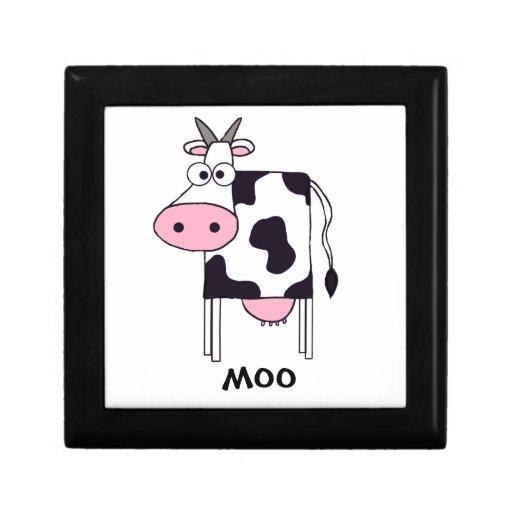 Vaca Cajas De Recuerdo