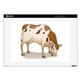 vaca calcomanía para 38,1cm portátil
