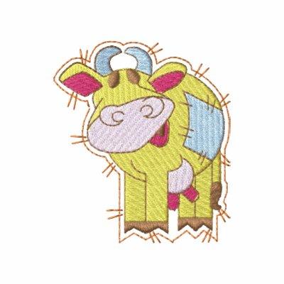 Vaca Sudadera Con Capucha