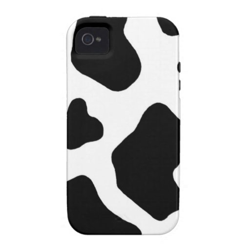 Vaca Carcasa Para iPhone 4/4S