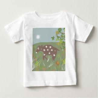 VACA character comics cartoon Baby T-Shirt