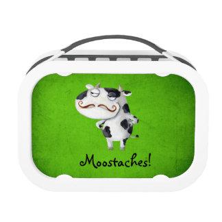 Vaca con los bigotes