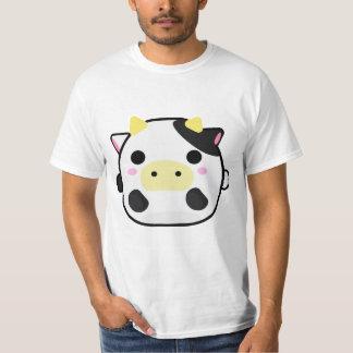 Vaca de Chibi Playera
