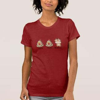 Vaca de Chicka Chicka Brown Camiseta