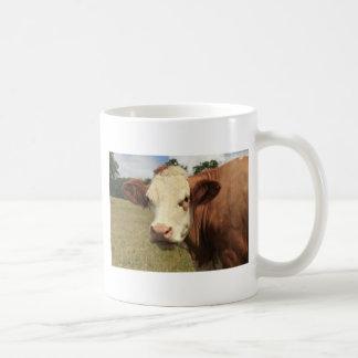 Vaca de Fresian Taza